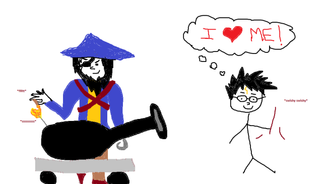 Pirate vs. harry Potter 2